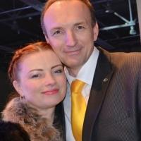 Сергей Баганцов и Елена Дудкина, отзыв к тренингу Азбука успеха